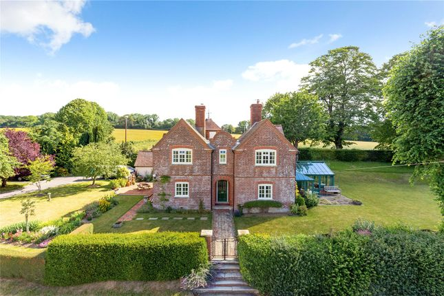 Thumbnail Detached house for sale in Miles Lane, Whiteparish, Salisbury, Wiltshire