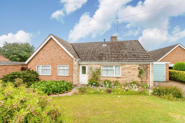 Thumbnail Detached bungalow for sale in Aveland Road, Ketton, Stamford