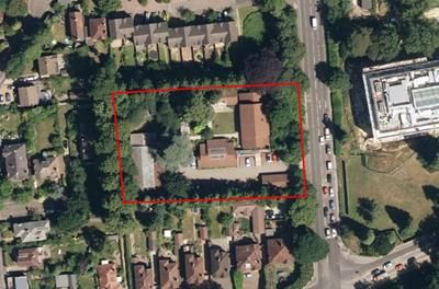 Thumbnail Office for sale in 3 Bassett Avenue, Southampton, Hampshire