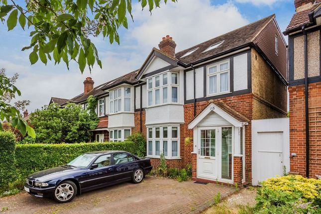 Thumbnail Property for sale in Kenley Road, Merton Park