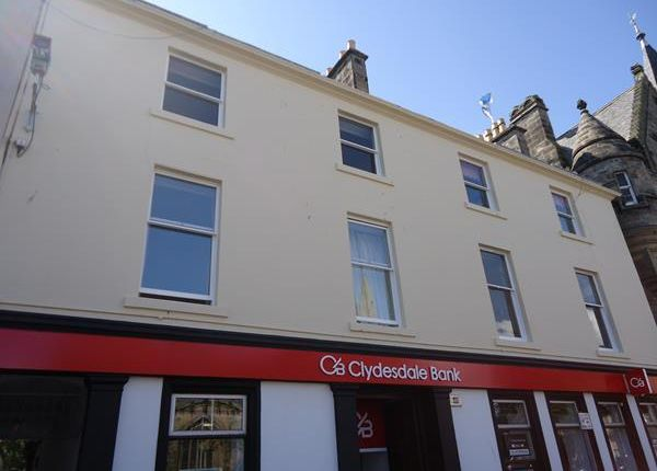 Thumbnail Flat to rent in 76B South Street, St Andrews, Fife
