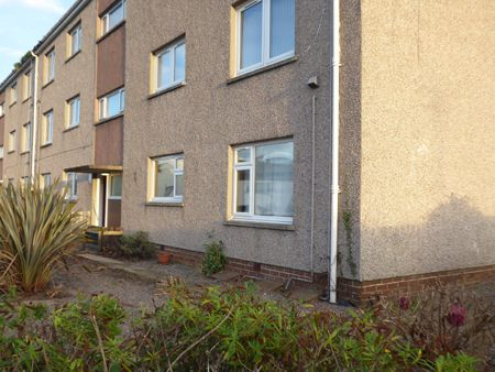 Thumbnail Flat for sale in Fleurs Drive, Forres