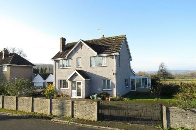 Thumbnail Detached house for sale in Knapps Drive, Winscombe