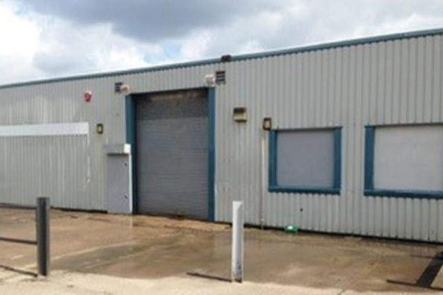 Thumbnail Light industrial for sale in Former Hakens Quality Foods, Unit 2 Third Avenue, Greasley Street, Bulwell