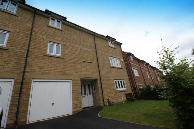 Thumbnail Semi-detached house to rent in Mill Vale, Newburn, Newcastle Upon Tyne