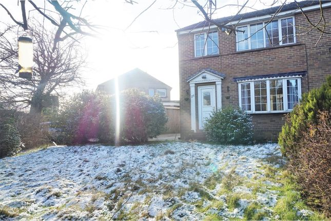 Thumbnail Semi-detached house for sale in Marcus Way, Huddersfield