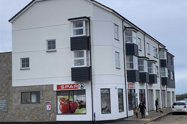Thumbnail Retail premises to let in Retail Premises, Pelton House, Hidderley Park, Camborne, Cornwall