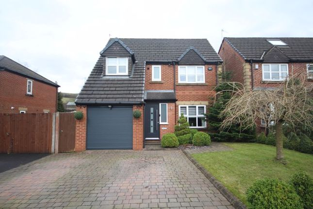 Thumbnail Detached house for sale in Shottwood Fold, Littleborough