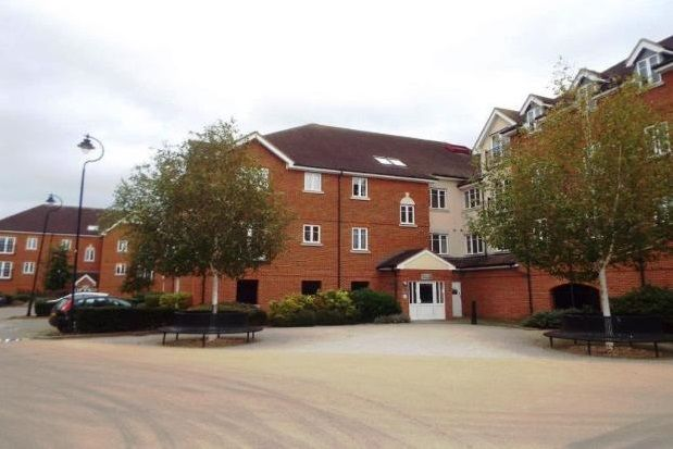 Thumbnail Flat to rent in Peppermint Road, Hitchin