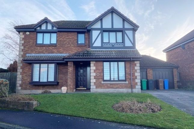 Thumbnail Detached house to rent in Kilrymont Crescent, St. Andrews