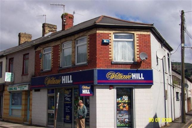 Thumbnail Flat to rent in Commercial Street, Risca, Newport