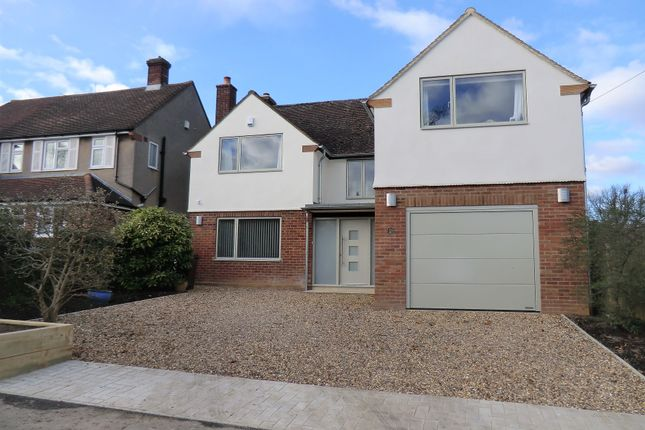 Thumbnail Detached house to rent in Abbey Avenue, St Albans