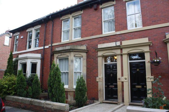 Thumbnail Property to rent in Albury Road, Jesmond, Newcastle Upon Tyne