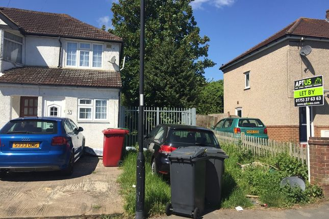 Thumbnail Semi-detached house to rent in Waterbeach Road, Slough