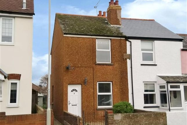 Thumbnail End terrace house for sale in Manor Road, Deal, Kent