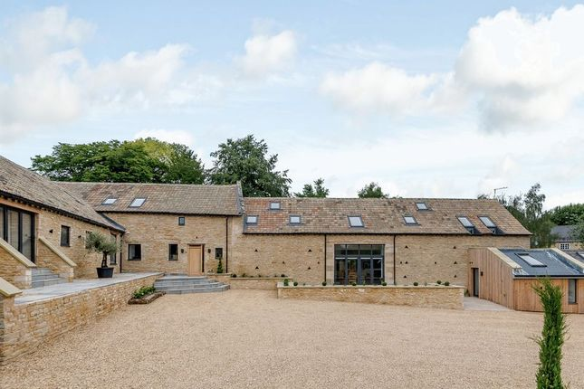 Thumbnail Detached house for sale in Bull Brigg Lane, Whitwell, Oakham