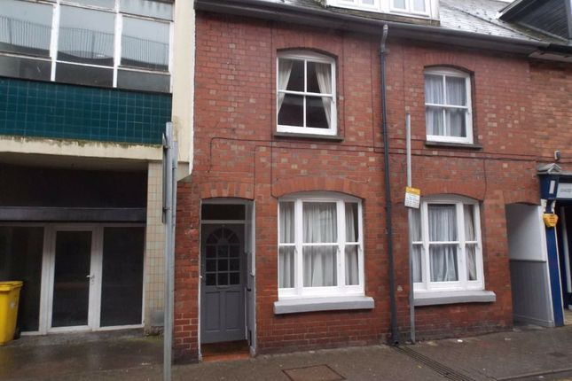 3 bed terraced house to rent in Widemarsh Street, Hereford HR4