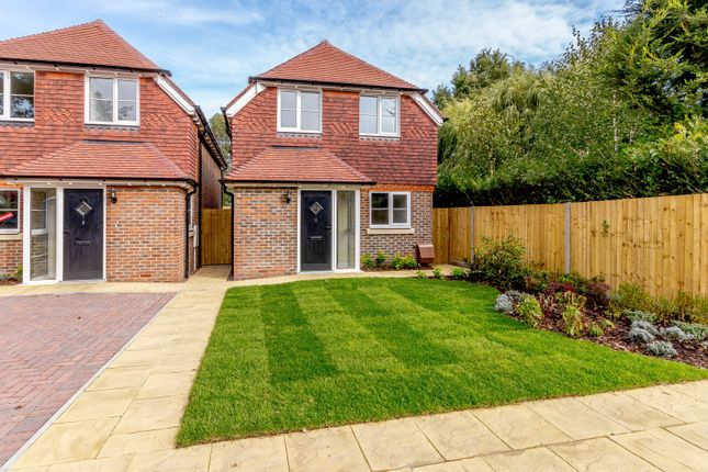 Thumbnail Detached house for sale in New Inn Lane, Burpham, Guildford