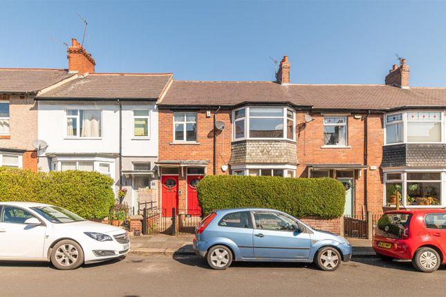 Thumbnail Flat for sale in Biddlestone Road, Heaton, Newcastle Upon Tyne
