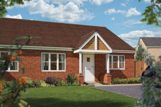 """Thumbnail Bungalow for sale in """"The Bower"""" at Townsend Road, Shrivenham, Swindon"""