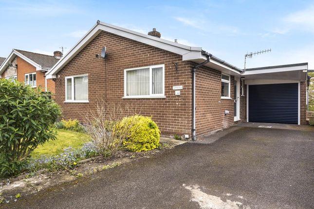 Thumbnail Detached bungalow for sale in Presteigne, Powys LD8,