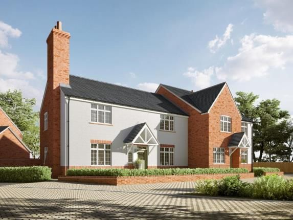 4 bed link-detached house for sale in Broadmeadow Park, Abby Road, Sandbach CW11