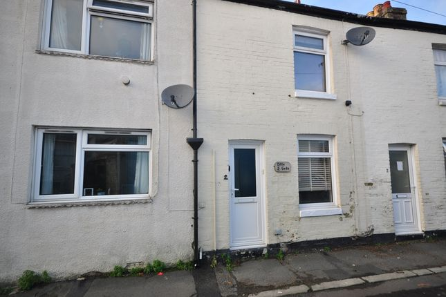 Thumbnail Terraced house to rent in Sun Place, Ryde