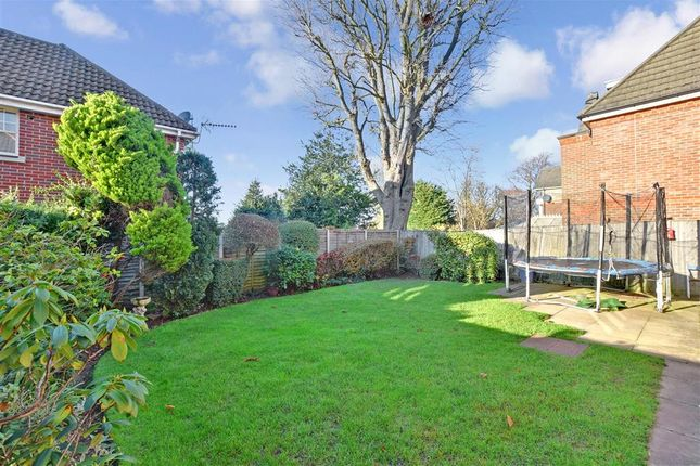 Rear Garden of York Road, Cheam, Surrey SM2