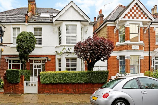 Thumbnail Semi-detached house to rent in Hadley Gardens, London