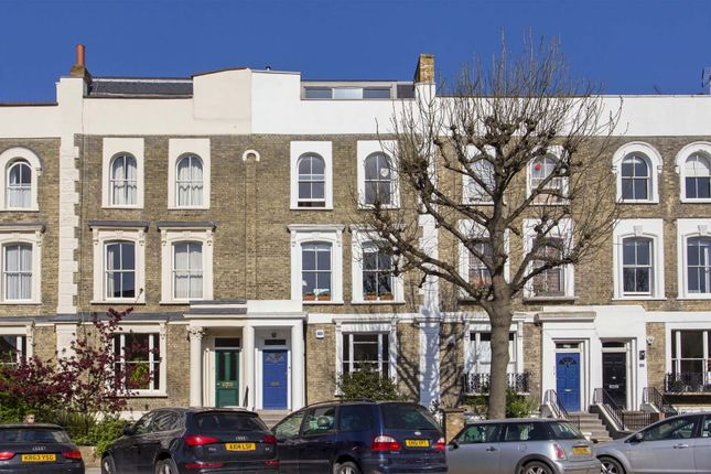 Thumbnail Flat for sale in Queens Crescent, London