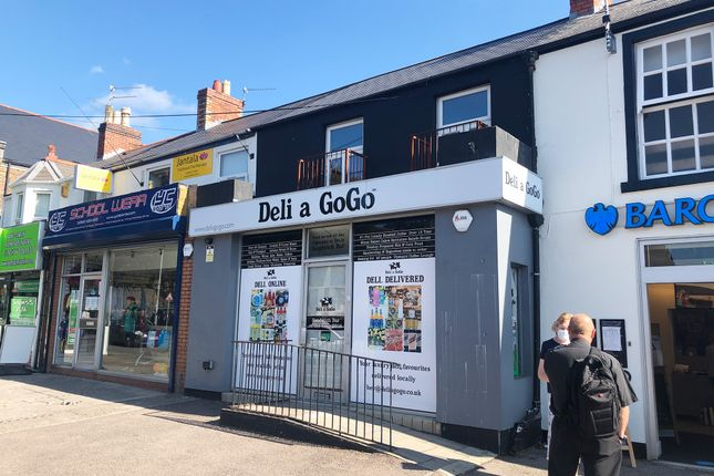 Retail premises to let in Penlline Road, Cardiff