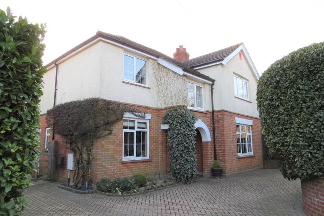 Thumbnail Detached house for sale in Ringwood Road, Walkford, Christchurch