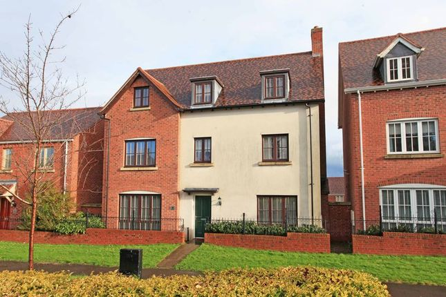 Thumbnail Detached house for sale in Pepper Mill, Lawley, Telford