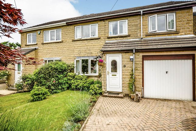 Thumbnail Semi-detached house for sale in Cotswold Mews, Highburton, Huddersfield, West Yorkshire