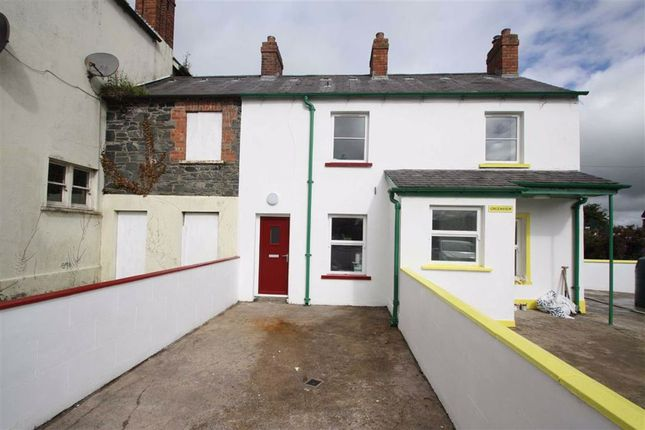 Thumbnail End terrace house to rent in Green View, Ballynahinch, Down