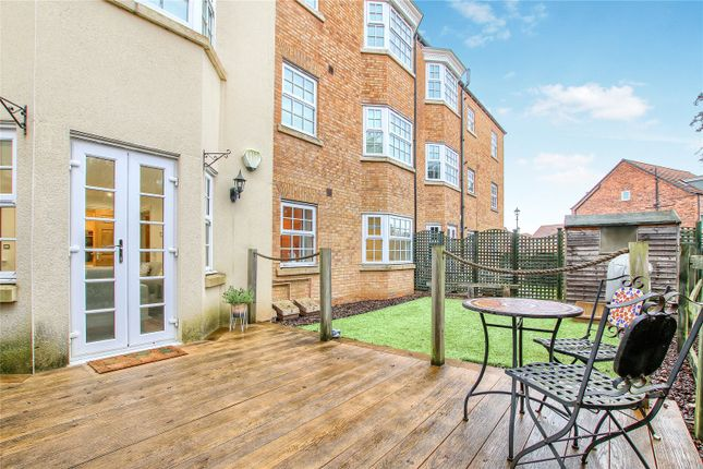 2 bed flat for sale in Meadow Vale Close, Yarm TS15
