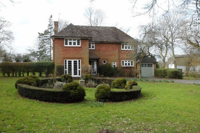 Thumbnail Detached house to rent in Dummer, Basingstoke