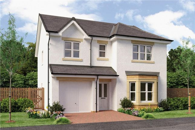 "Thumbnail Detached house for sale in ""Hughes 4"" at Raeswood Drive, Glasgow"