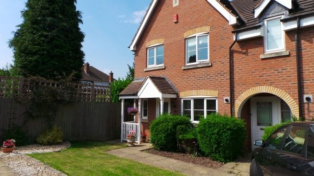 Thumbnail End terrace house for sale in Hillhurst Road, Sutton Coldfield