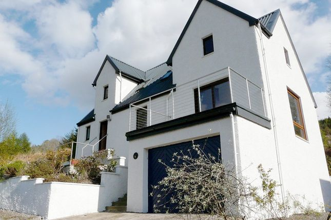 Thumbnail Detached house for sale in West Drive, Ardbrecknish, Loch Awe, Dalmally