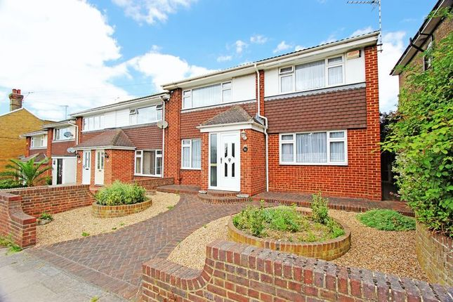 Thumbnail End terrace house to rent in Canterbury Road, Sittingbourne