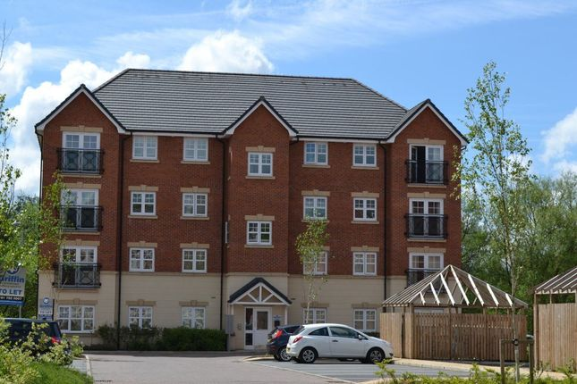 Thumbnail Flat to rent in Astley Brook Close, Bolton