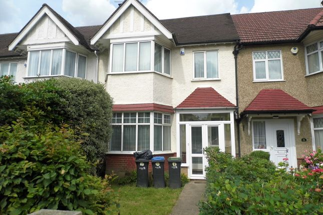 Thumbnail Terraced house for sale in Church Street, Winchmore Hill Borders