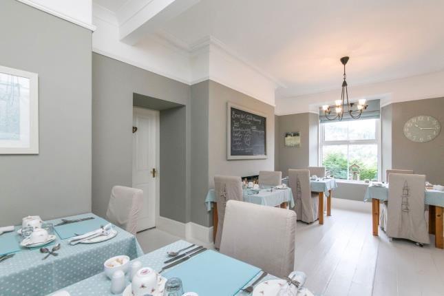 Dining Room of Lon Muriau, Llanrwst Road, Betws-Y-Coed, Conwy LL24
