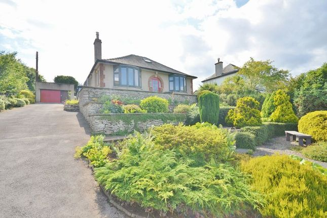 Thumbnail Detached bungalow for sale in Black Dyke Road, Arnside, Carnforth