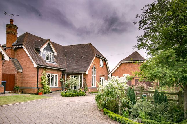 Thumbnail Detached house for sale in Apple Tree Close, Nailstone, Nuneaton