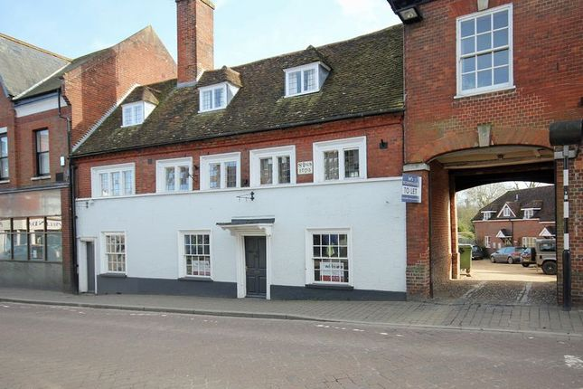 Thumbnail Property for sale in Lions Gate, High Street, Fordingbridge