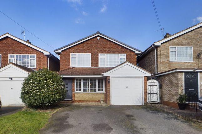 Thumbnail Detached house for sale in Godfrey Close, Radford Semele, Leamington Spa