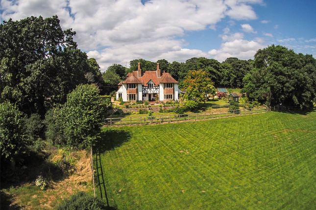 Thumbnail Detached house for sale in Sullington Lane, Storrington, Pulborough, West Sussex