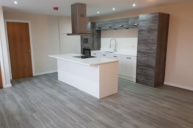Thumbnail 3 bed flat to rent in Park Rise, Seymour Grove, Trafford, Manchester